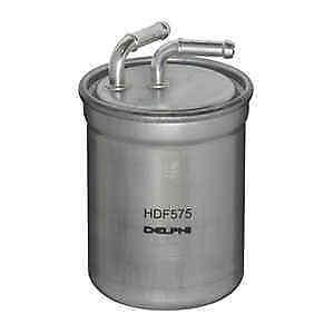 Delphi-Diesel-Fuel-Filter-HDF575-BRAND-NEW-GENUINE-5-YEAR-WARRANTY