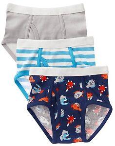 NWT Boy/'s GYMBOREE Underwear Briefs Bugs /& Alligators U CHOOSE 2T-3T