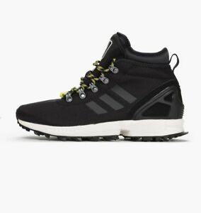 c2f73ef29 Image is loading ADIDAS-ZX-FLUX-WINTER-TRAINERS-SNEAKERS-ORIGINALS-S82933-
