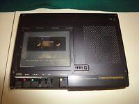 Mint Marantz Pmd201 Portable Dual Power Cassette Tape Recorder, 4 Cables