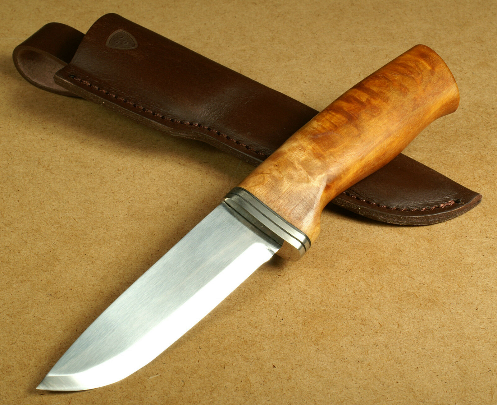 Helle Jagdmesser Gürtelmesser Fahrtenmesser Nr. 76 Alden Jäger Norwegen Neu E29  | Gewinnen Sie das Lob der Kunden