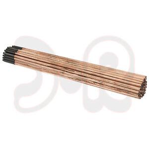 Electrodes-de-Carbone-5-0-x-305-Jusqu-039-A-300A-50-Piece
