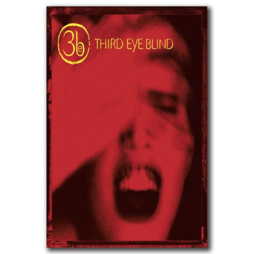 Third Eye Blind Debut Rock Music Band Art Hot 12x18 24x36in FABRIC Poster N3544