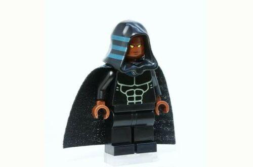 Cloak from Cloak and Dagger minifigure TV show Marvel Comic toy figure!