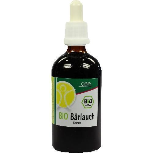BÄRLAUCH EXTRAKT Bio 23% V/V 100 ml PZN 159858