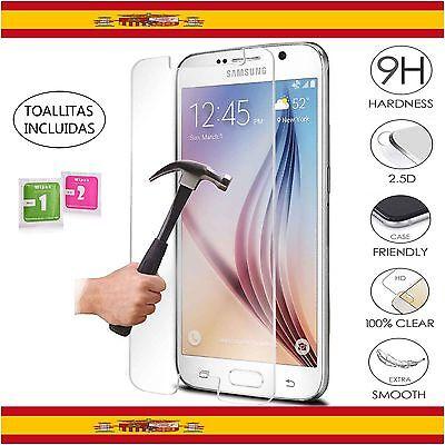 Protector de Pantalla Cristal Templado para Samsung S6 G920 Premium Glass Film