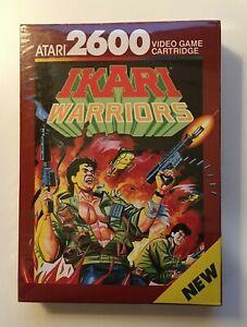 IKARI-WARRIORS-Atari-2600-Factory-Sealed