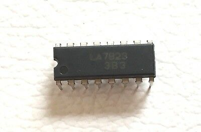 LA7823 Synchronization and Deflection Circuit for CRT LOT OF 5 SANYO