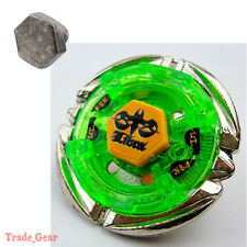 Flame LIBRA BB-48 Fusion Masters Fight Beyblade+HEAVY METAL FACE BOLT MF