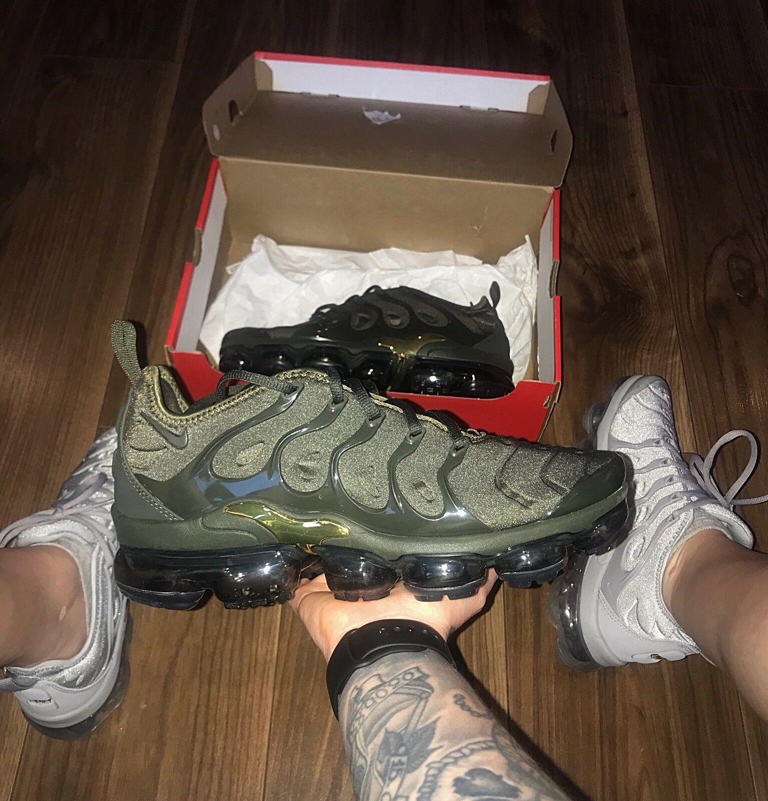 Nike Vapormax plus plus Vapormax