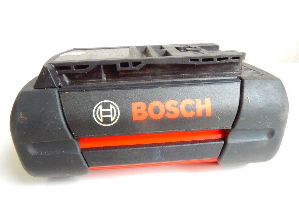 Batteri, Bosch