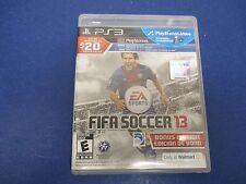 PlayStation 3, FIFA Soccer 13, Rated E, Unlock 22 Gold Packs!