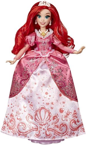 Disney Princess Deluxe Ariel Fashion Doll Kid Toy Gift