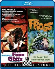 The Food of the Gods/Frogs (Blu-ray Disc, 2015)