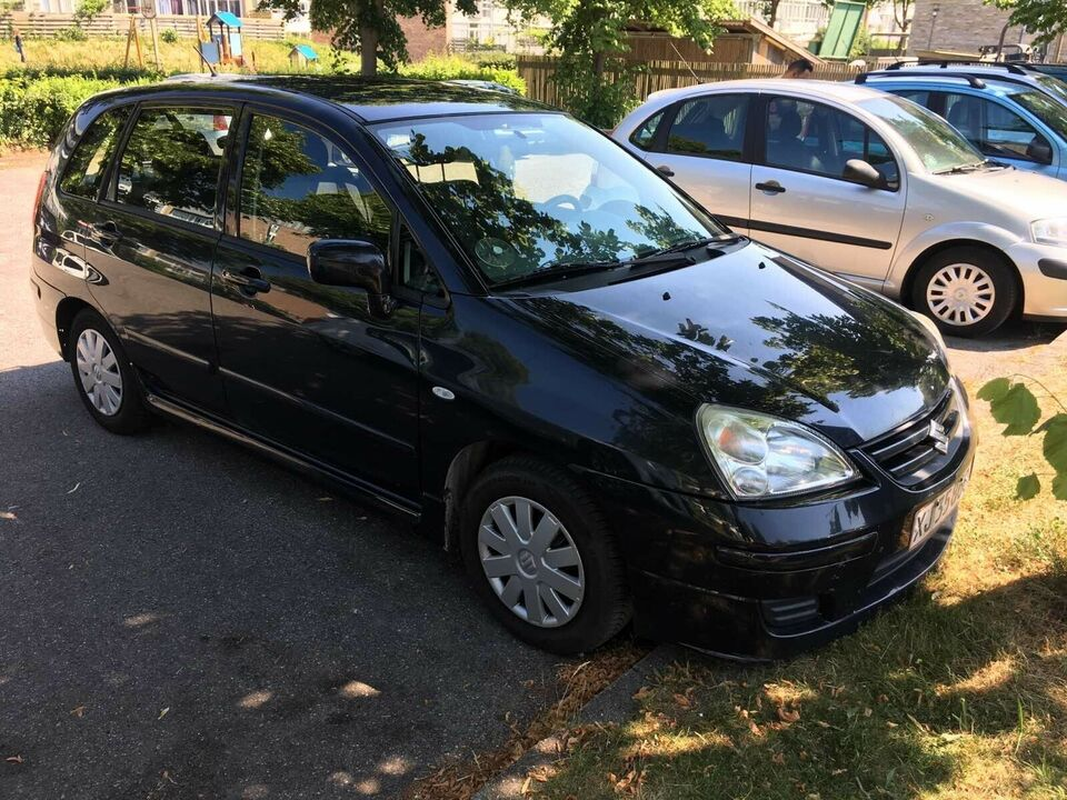 Suzuki Liana, 1,6, Benzin