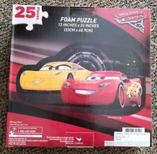 "Disney Pixar Cars ULTIMATE SPEED Memory Foam Bath Rug 15/""X 23/"" INCH"