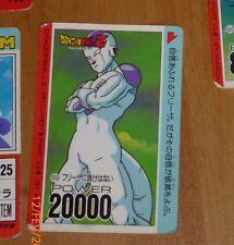 DRAGON BALL Z DBZ AMADA PP PART 13 CARD CARDDASS CARTE 533 MADE IN JAPAN **