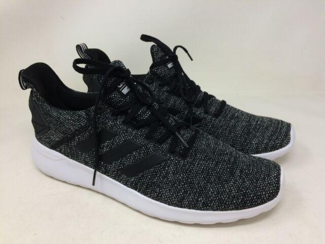 New wdefect Men's adidas DB1592 Lite Racer BYD Running Shoes BlackWhite 25P