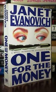 Evanovich, Janet ONE FOR THE MONEY  1st Edition 1st Printing