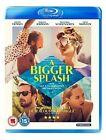 a Bigger Splash Tilda Swinton Blu Ray UK Region 2 Stock 27th June 2016