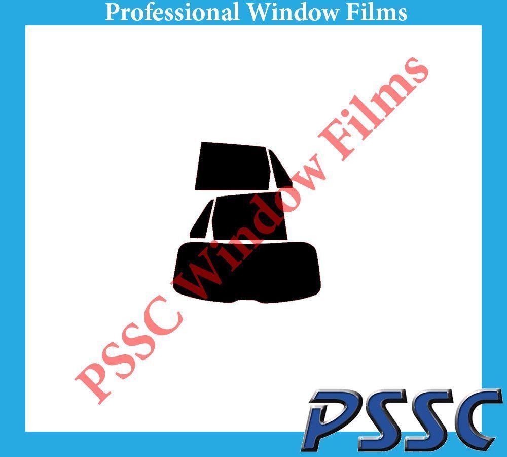PSSC Pre Cut Rear Car Window 50% Tint Films for Audi Q2 2017
