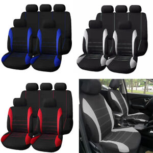9Pcs-Set-Universal-Car-Auto-Seat-Cover-9-Set-Full-Styling-Seat-Covers-For-5-Seat