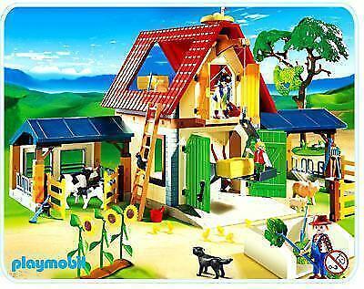Playmobil 4490 Ferme moderne occasion