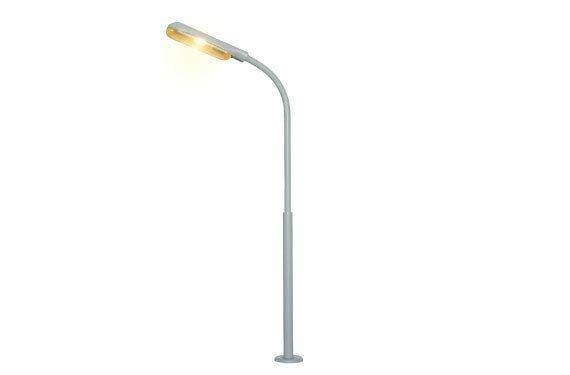 gelbes Licht Fabrikneu SH Viessmann 6091 Peitschenleuchte