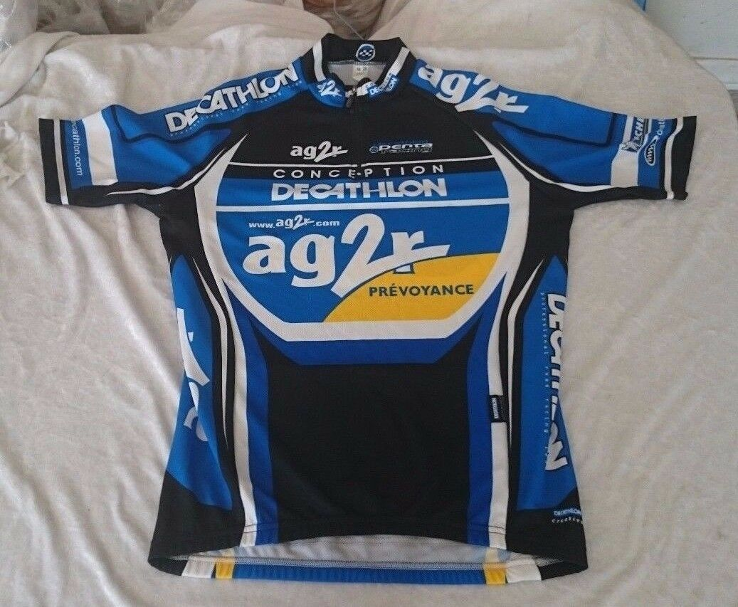 Decathalon NWOT M Jersey ag2r penta Racing Prevoyance Make offer
