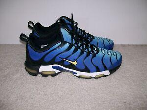 buy popular ae155 3ad99 Details about SZ 12 Nike Air Max Plus TN Ultra Hyper Blue 898015-402 95 97  98 93 90 OG Orange