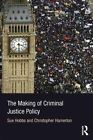 The Making of Criminal Justice Policy by Sue Hobbs, Christopher Hamerton (Paperback, 2014)