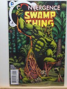 Universe Comics  CB4660 Swamp Thing Convergence #1 D.C