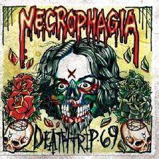 NECROPHAGIA - Deathtrip 69  [Ltd.Bloodpack] DIGI CD