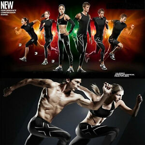 Sports-Women-Men-Compression-Running-Yogar-Training-Thermal-GYM-Tights-pants-LP