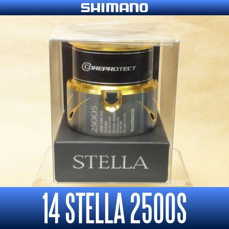 SHIMANO Genuine 14 STELLA 2500S Original Spare Spool
