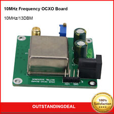 10mhz Frequency Ocxo Board Constant Temperature Crystal Oscillator Sine Wave Out