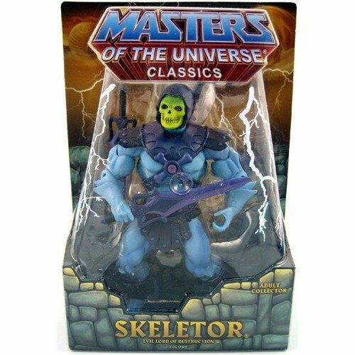 He-Man Masters Of The Universe Classics Exclusive Action Figure Skeletor NEW
