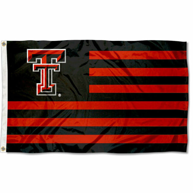 reputable site 0e2d9 0e830 Texas Tech University Red Raiders Flag for Alumni Nation