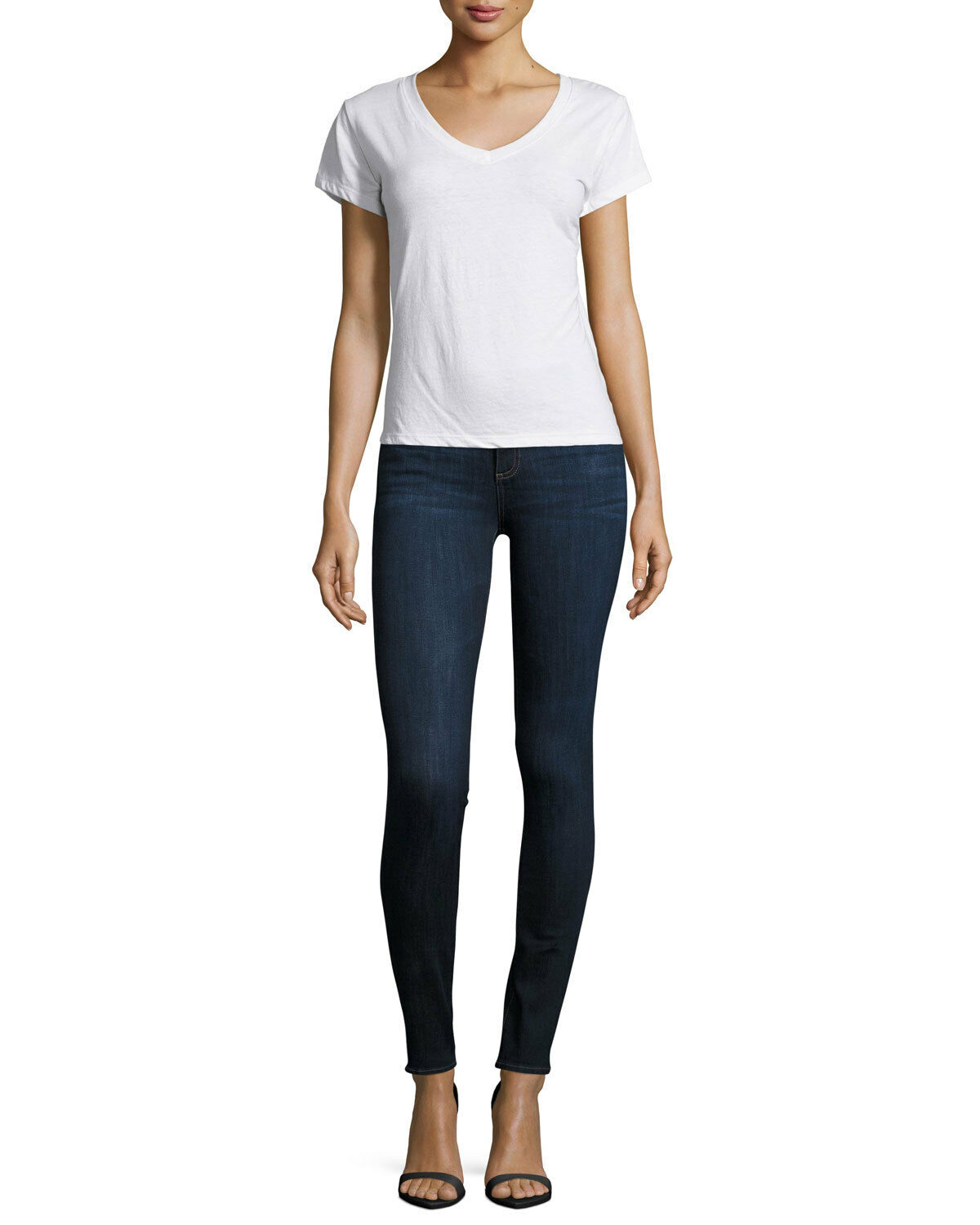 DL1961 NWT Florence Instasculpt Rowland Wash Skinny Jeans, Size 30, Inseam 29
