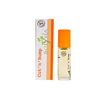 Solyvia Aromatherapy Cut and Bump Roll-On Oil, 0.16 Ounce Essential Oil Blend