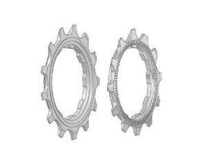 Spare-sprocket-kit-15T-16T-pole-and-inserted-Shimano-11-speed-MICHE-bicycle