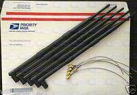 9dBi 5 Antenna Mod Kit for Netgear N750 WNDR4300 Gigabit (no soldering) USA