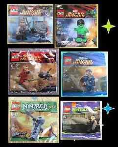 Lego Heroes Figur Polybag - wählbar - NINJAGO HAWKEYE IRON MAN SUPER HEROES - Essen, Deutschland - Lego Heroes Figur Polybag - wählbar - NINJAGO HAWKEYE IRON MAN SUPER HEROES - Essen, Deutschland