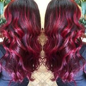 Image Is Loading Schwarzkopf Ultime Hair Color Cream 5 22 Ruby