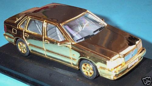 wonderful  PR-modelcar VOLVO 850 GLT 1994 goldoptic scale 1//43 100 ltd.ed