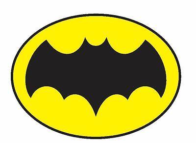 Batman Sticker R2700 YOU CHOOSE SIZE