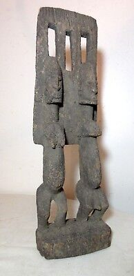 Dogon Tellem Style Figure from Mali West African Wood Carving