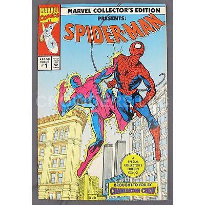 Charleston Chew Special Collector Edition Marvel Comics Spider-man Wolverine #1