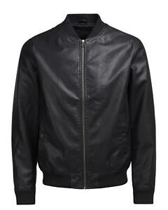 Jacket Man Jorrollout Black 12121355 Black Jack Bomber Jones Eco leather 8CqnPI