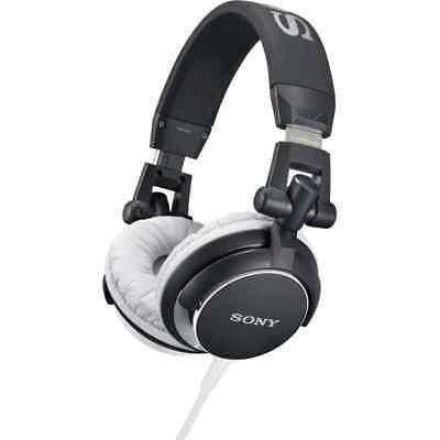 Sony MDR-V55B Over-Ear Headphones Black New from AO